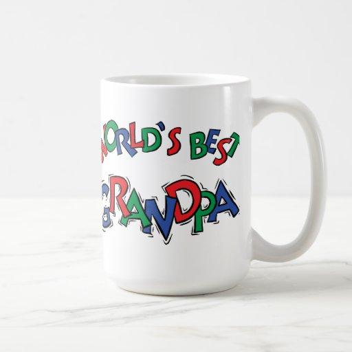 World's Best Grandpa Coffee Mug Mug