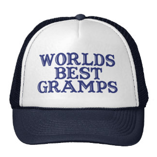 Worlds Best Grandpa Hat