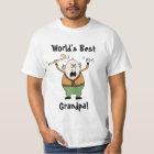 World's Best Grandpa! T-Shirt