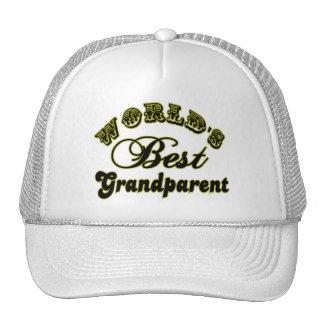 World's Best Grandparent Cap