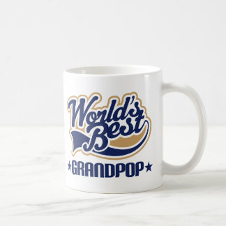 Worlds Best Grandpop Coffee Mug