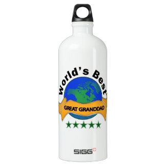World's Best Great Granddad SIGG Traveller 1.0L Water Bottle