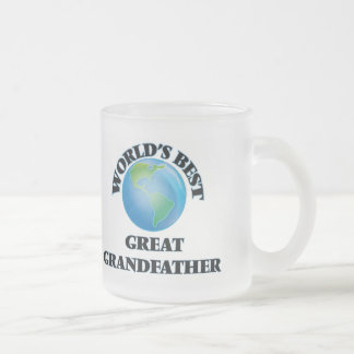 World's Best Great Grandfather Coffee Mugs