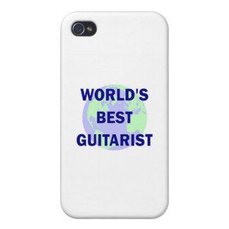 World's Best Guitarist iPhone 4 Case