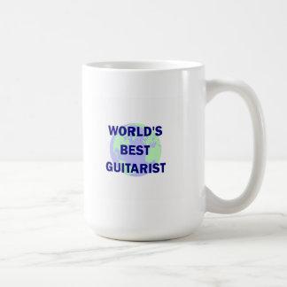 World's Best Guitarist Coffee Mugs