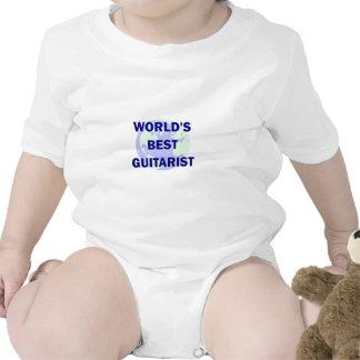 World's Best Guitarist T-shirt