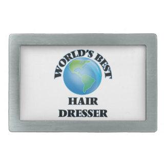 World's Best Hair Dresser Belt Buckle