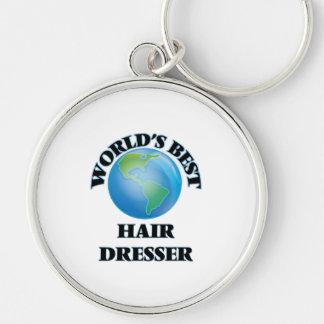 World's Best Hair Dresser Key Chains