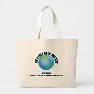 World's Best Higher Education Administrator Bags