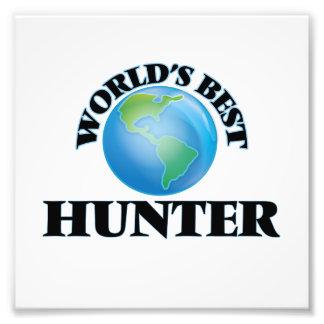 World's Best Hunter Photo Print