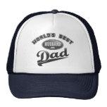 World's Best Husband & Dad Mesh Hat