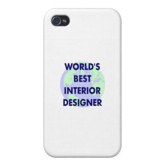 World's Best Interior Designer iPhone 4 Covers