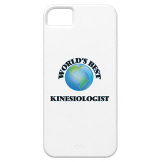 World's Best Kinesiologist iPhone 5/5S Cases