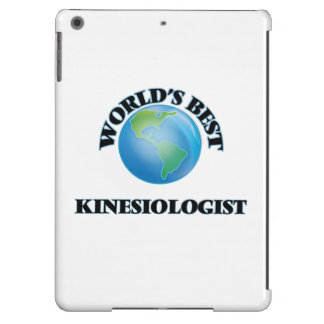 World's Best Kinesiologist Cover For iPad Air