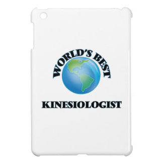 World's Best Kinesiologist Cover For The iPad Mini