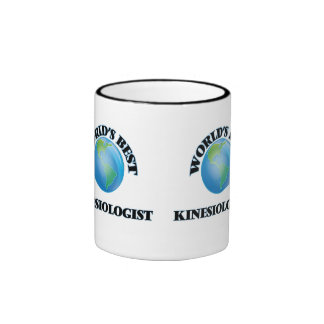 World's Best Kinesiologist Coffee Mug