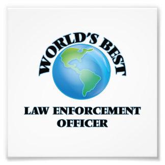 World's Best Law Enforcement Officer Photo