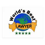 World's Best Lawyer