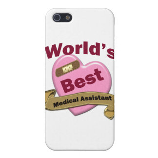 World's Best Medical Assistant iPhone 5 Cases