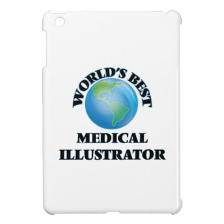 World's Best Medical Illustrator iPad Mini Covers