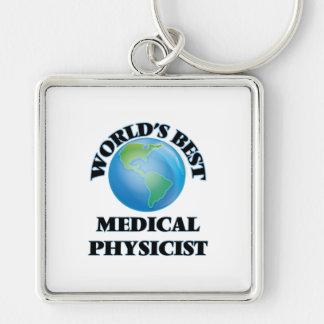 World's Best Medical Physicist Keychains