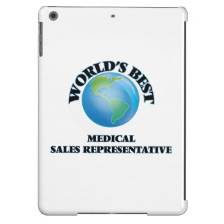 World's Best Medical Sales Representative Case For iPad Air
