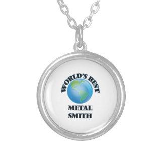 World's Best Metal Smith Pendant