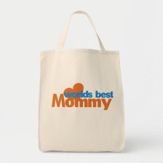 Worlds Best Mom Canvas Bag