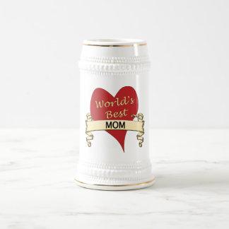 World's Best Mom Beer Steins
