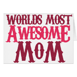 Worlds Best Mom Cards