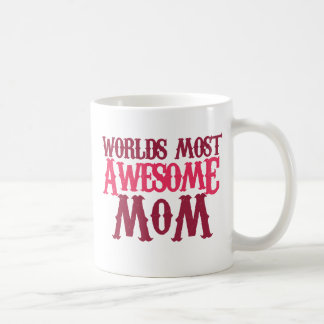 Worlds Best Mom Coffee Mugs