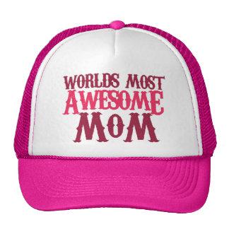 Worlds Best Mom Hat