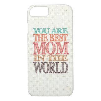 World's Best Mom iPhone 7 Case