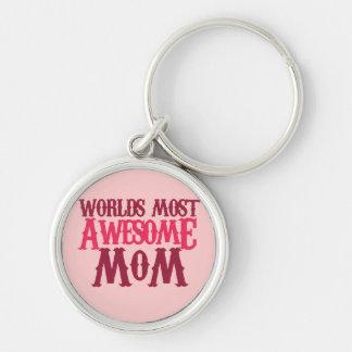 Worlds Best Mom Key Chains
