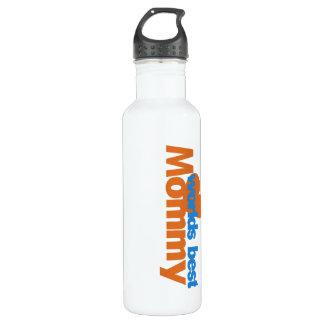 Worlds Best Mom 24oz Water Bottle