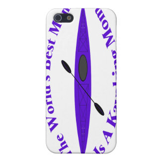 World's Best Mom (purple) Cover For iPhone 5