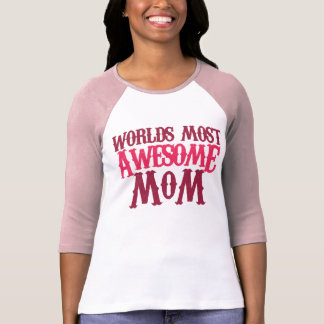 Worlds Best Mom T-shirt