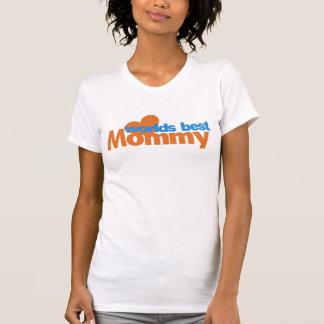 Worlds Best Mom T-shirts
