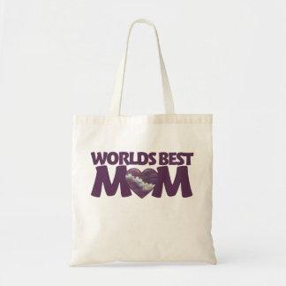 Worlds Best Mom Bag