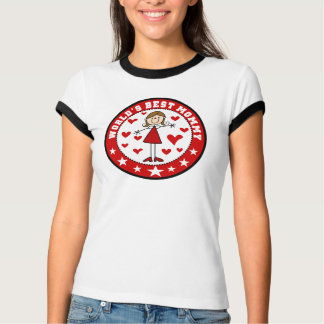 World's Best Mommy T-shirt