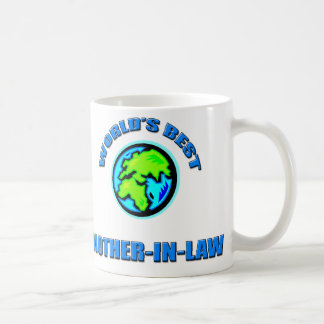 World's Best Mother-in-Law Coffee Mug