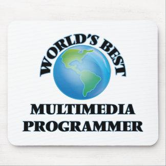 World's Best Multimedia Programmer Mousepad