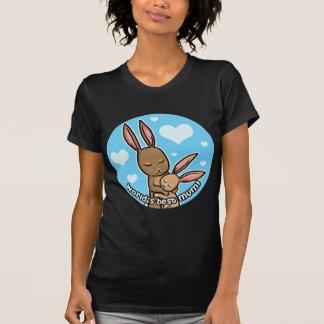 Worlds best Mum Bunny T-Shirt