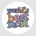 Worlds Best Mum T-Shirts & Gifts
