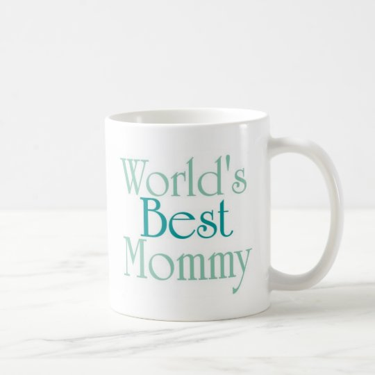 Worlds Best Mummy..2 Coffee Mug