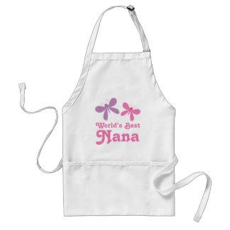World's Best Nana Apron Gift