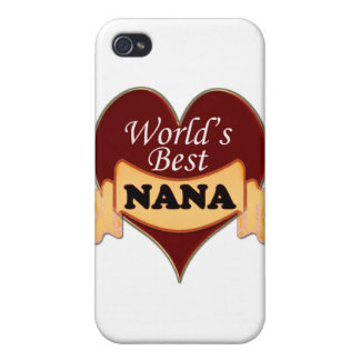 World's Best Nana Cases For iPhone 4
