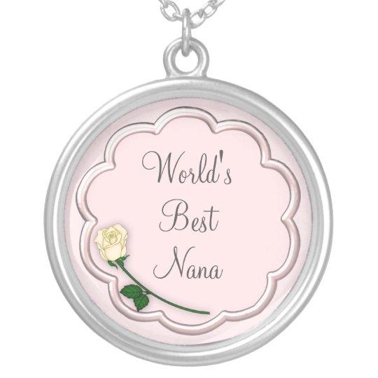 World's Best Nana Necklace