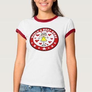 World's Best Nana Tshirt