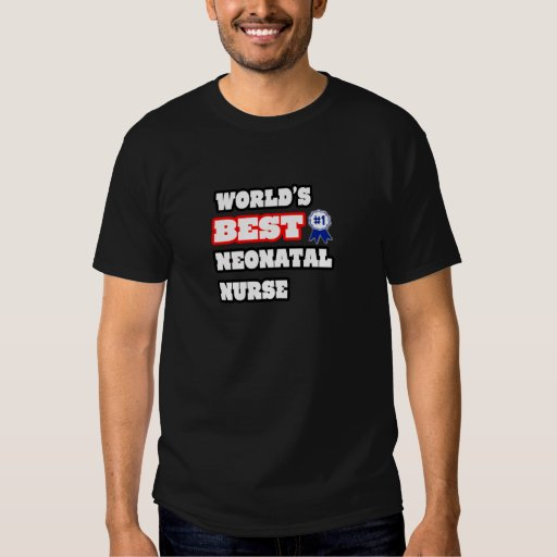 World's Best Neonatal Nurse Shirts
